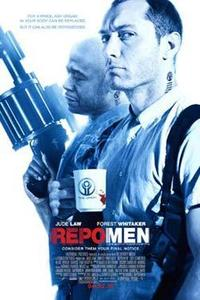 Repo Men (Luxury Seating) Movie Poster